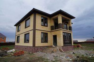 Строительство дома в гомеле