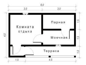Баня Б-3